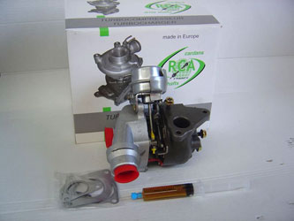 Turbochargers - rca